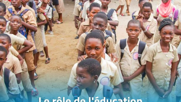 le rôle de l'éducation chez l'enfant